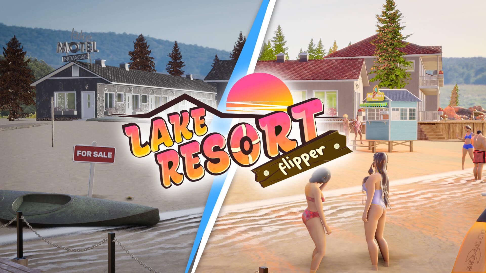 Lake Resort Flipper