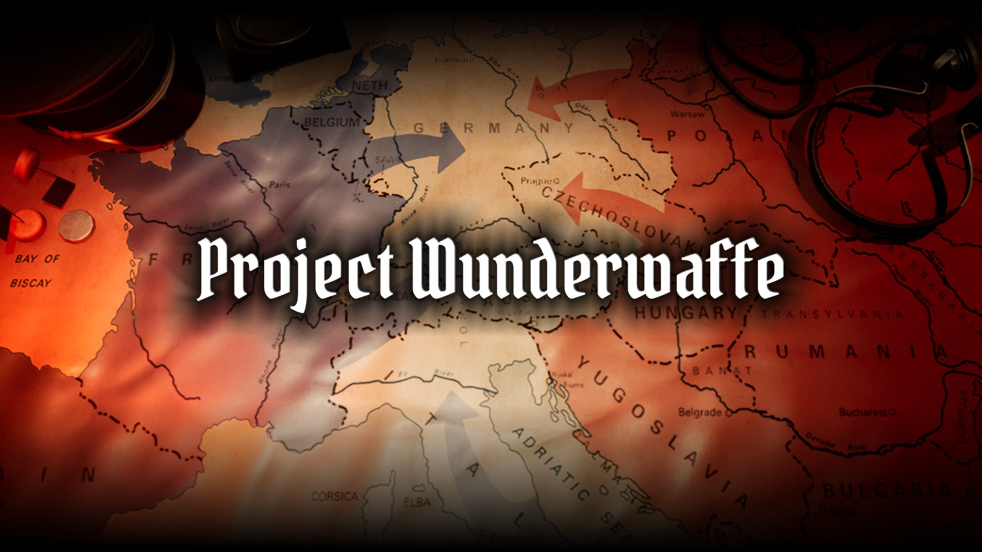 Project Wunderwaffe Game